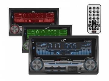 Automagnetola CAR RADIO 2DIN USB SD MP3 FM BLUETOOTH Automagnetolos, FM moduliatoriai