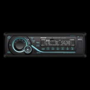 Automagnetola Car radio Sencor SCT 4058 MR Automagnetolos, FM moduliatoriai