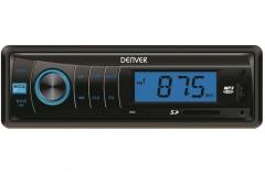 Automagnetola Denver CAU-440 Automagnetolos, FM moduliatoriai
