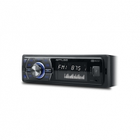 Automagnetola Muse Car radio MP3 player with Bluetooth, USB/Micro SD, 4 x 25 W Automagnetolos, FM moduliatoriai