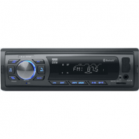 Automagnetola New-One Autoradio with bluetooth and USB/Micro SD, 120 W Automagnetolos, FM moduliatoriai