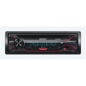 Automagnetola Sony CDX-G3200UV CD Receiver with USB Sony Car Radio/ CD Receiver, 4 x 55 W, USB 2.0, No Automagnetolos, FM moduliatoriai