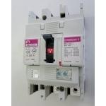 Automatas pramoninis, 3P, 100A, 25kA, atkabiklis šilum./elektromag. 0,63-1/6-12, EB2125/3L, ETI 004671025 380 V automatiniai jungikliai