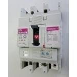 Automatas pramoninis, 3P, 125A, 25kA, atkabiklis šilum./elektromag. 0,63-1/6-12, EB2125/3L, ETI 04671026 380 V automatiniai jungikliai