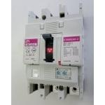 Automatas pramoninis, 3P, 250A, 25kA, atkabiklis šilum./elektromag. 0,63-1/6-13, ETI 04671073, ETIMBREAK 250/3 380 V automatiniai jungikliai