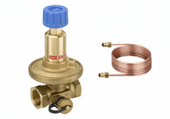 Automatic balancing valve ASV-PV-25