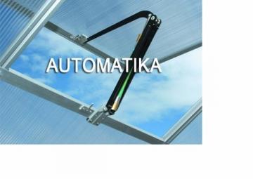 Automatinis durų atidarytuvas UNIVENT Šiltnamių