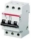 Automatinis išjungėjas ABB 3P 40A-C 380 v, automātisko slēdžu