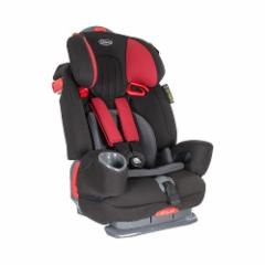 Automobilinė kėdutė GRACO Nautilus Elite (Diablo) Automobilinės kėdutės
