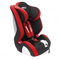 Automobilinė kėdutė Sparco F1000K Red (F1000K-RD) 9-36 Kg Autosēdeklīši