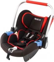 Automobilinė kėdutė Sparco F300i Red (SPC3004RS) 0-13 Kg Autosēdeklīši