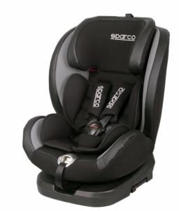 Automobilinė kėdutė Sparco SK600I-GR gray Automobilinės kėdutės