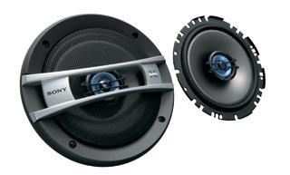 SONY XS-F1726SE Garso kolonėlės Auto speakers