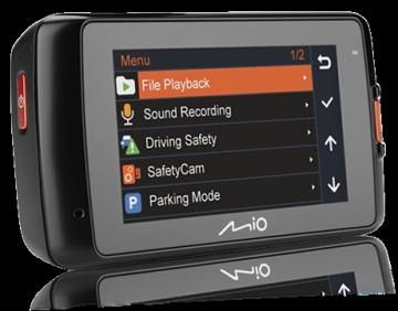 Automobilinis registratorius MIO MiVue 618, GPS Autoregistratoriai