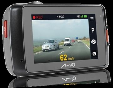 Automobilinis registratorius MIO MiVue 698 Dual Cam Rejestrator Autoregistratoriai