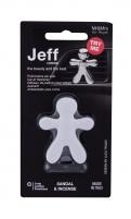 Automobilio gaiviklis Mr&Mrs Fragrance Jeff 1vnt Sandal & Incense Kvapai namams