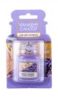 Automobilio gaiviklis Yankee Candle Lemon Lavender 1vnt Ароматы для дома