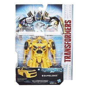 Automobilis C3367 / C3417 Transformers Allspark Tech Bumblebee Robots rotaļlietas