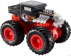 Automobilis FYJ76/FYJ71 Hot Wheels Monster Trucks Rev Tredz Bone Shaker Vehicle
