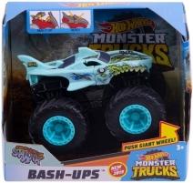 Automobilis GDR85 / GCF94 Hot Wheels Monster Truck Bash-Up MATTEL