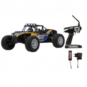 Automobilis su pulteliu Dakar 1:10 BL Lipo Desert Buggy Rc cars for kids
