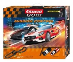Automobilių trąsa 20062465 Carrera Mission Control Model Car Auto racing dziesmas bērniem
