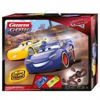 Automobilių trąsa 62446 Carrera Disney/Pixar Cars – Radiator Springs Vehicle