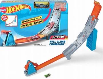Automobilių trąsa GBF81 / GBF83 Mattel Hot Wheels Hill Climb Champion