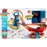 Automobilių trąsa GLC97 Hot Wheels®Track Builder Unlimited Ultra Boost Kit Motorized Set