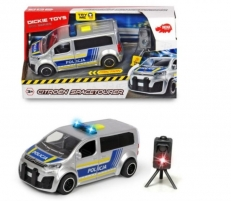 Automobiliukas 203713010026 Car SOS Citroen SpaceToure 15 cm