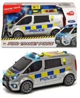 Automobiliukas 203715013026 SMOBY Dickie Vehicle Police Ford Transit SOS_N, 28 cm