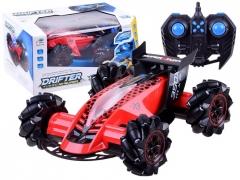 Automobiliukas Auto remote control Turbo Drift light smoke RC0555 Rc cars for kids