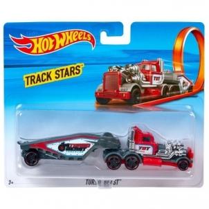 Automobiliukas BFM60 Hot Wheels Truck, Turbo Beast