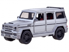 Automobiliukas Big metal car Merc G65 Die-cast ZA3454