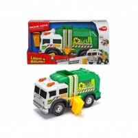 Automobiliukas Dickie 203306006 Recycle/Garbage Truck Toy