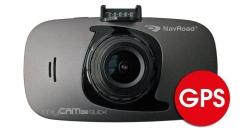 Autoregistratorius Car DVR NavRoad myCAM HD Quick GPS Autoregistratoriai