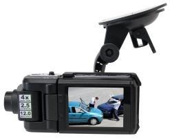 Autoregistratorius POWERMAX PMX PBBR07 5MPix 1080P LCD Autom.įraš.įr. Autoregistratoriai