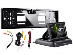 Autoregistratorius Tracer 46625 Rear view camera kit with monitor RVIEW S1 Autoregistratoriai