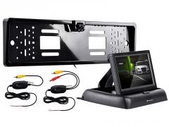 Autoregistratorius Tracer 46626 Rear view camera kit with monitor RVIEW S1 Autoregistrators