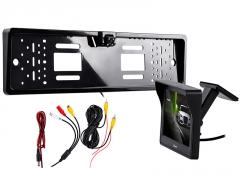 Autoregistratorius Tracer 46627 Rear view camera kit with monitor RVIEW S2 Autoregistrators