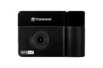 Autoregistratorius Transcend DVR video recorder black box FULL HD 1080p, microSDHC, WiFi Autoregistratoriai