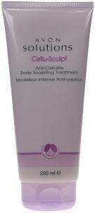 Avon Solutions Cellu-Sculpt Cosmetic 200ml Stangrinamosios kūno priežiūros priemonės