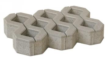 Ažūrinės plytelės AP1-10 (BM) Trotuāra flīzes