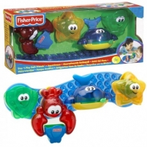 B0662 Fisher Price. maudynių žaislai Mattel Peldvietu baby