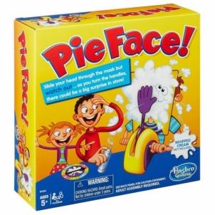 B7063 stalo žaidimas HASBRO Pie Face Game Stalo žaidimai vaikams