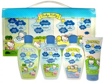 Baby Kitty Gift Set Cosmetic 850ml Kosmetika kūdikiams