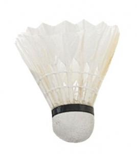 Badmintono plunksnelės FEATHER 3vnt Badmintono muselės