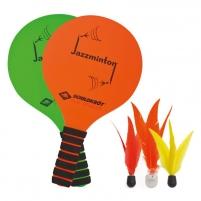 Badmintono rinkinys Jazzminton Set Badmintona komplekti