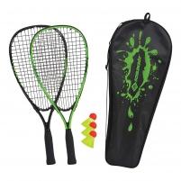 Badmintono rinkinys Speedbadminton Set Badmintona komplekti