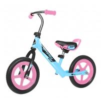 Balansinis dviratis Spokey ELV, mėlynas Paspirtukai, balansiniai dviračiai